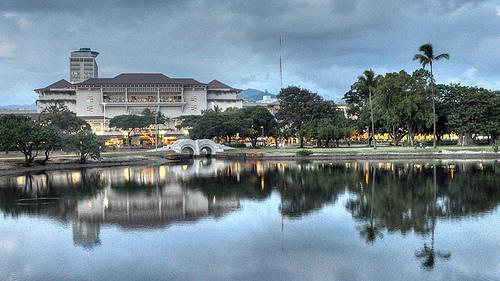 Ala Moana Shopping Center in Waikiki.