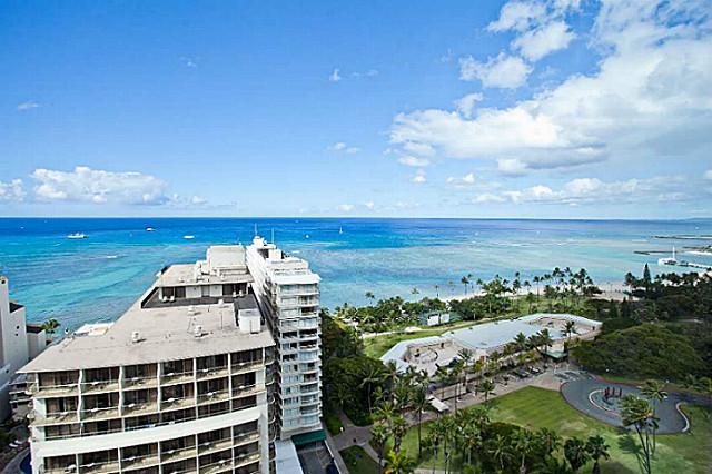 Waikiki Trump Tower Ocean View