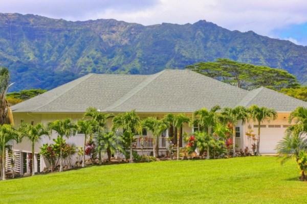 Kauai Plantation Home Exterior