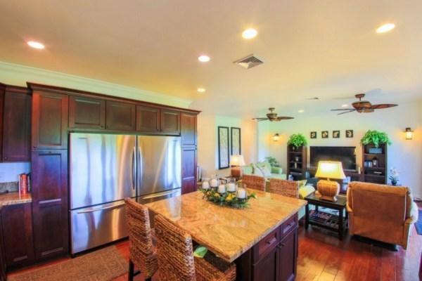 Kauai Plantation Home Kitchen