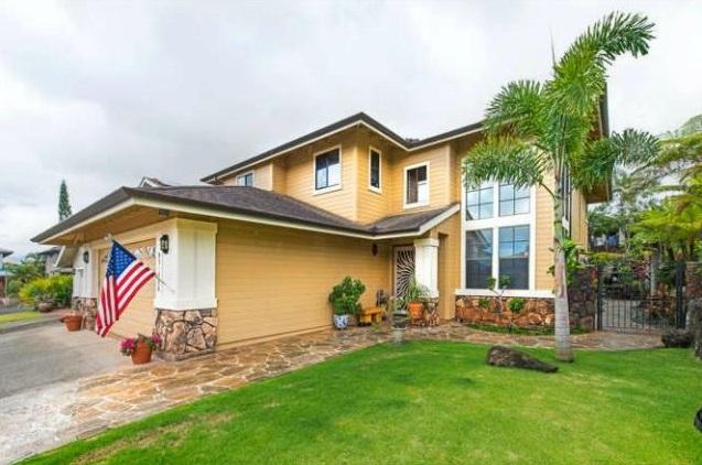 Oahu Mililani Home for Sale exterior