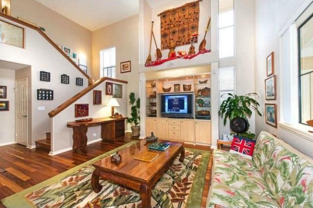 Oahu Miliani Home for Sale living room