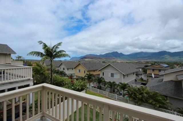 waianae home - ocean and mountain views