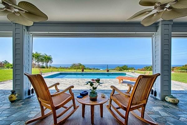 kona vistas - pool ocean view