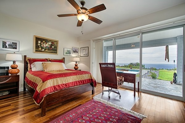 kona vistas - bedroom