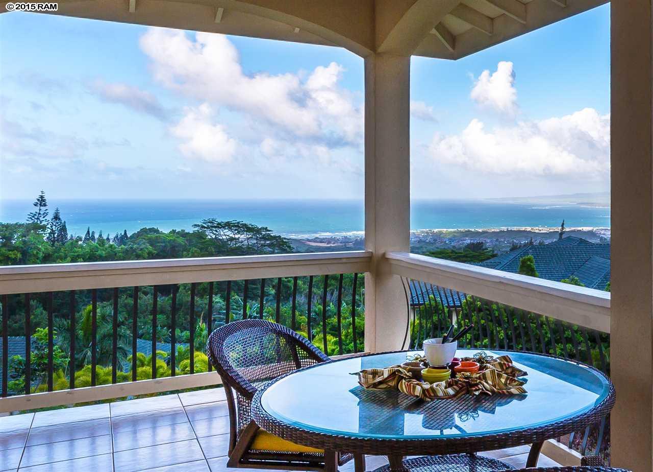 wailuku home - ocean view