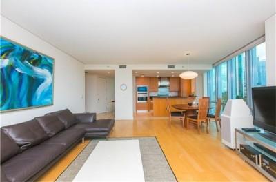 1288 Ala Moana Boulevard #6G - living room