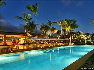 1388 Ala Moana Boulevard Honolulu #1706 - pool