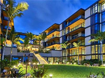 1388 Ala Moana Boulevard Honolulu #1706 - exterior