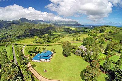 North Shore of Kauai - Princeville home