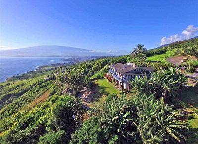 Maui Ranch - ocean mountain views
