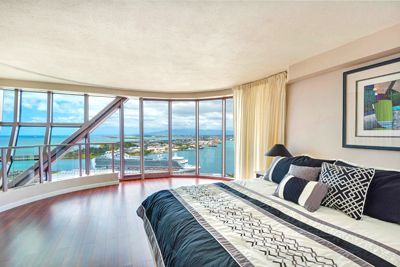 One Waterfront Towers Condo With Amazing Viewshawaii Real