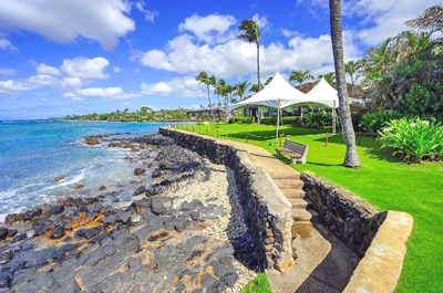 Kauai Oceanfront Condo - beach access