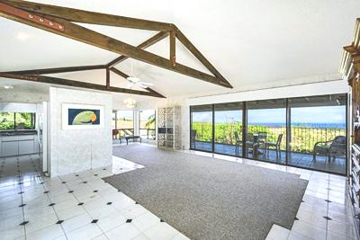 Waikoloa Village Home - living room
