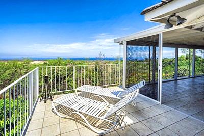 Waikoloa Village Home - deck