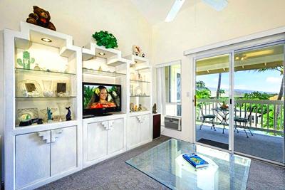 Big Island Condo - living room