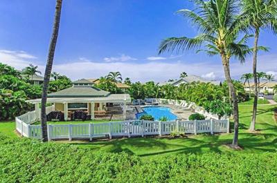 Big Island Condo - pool