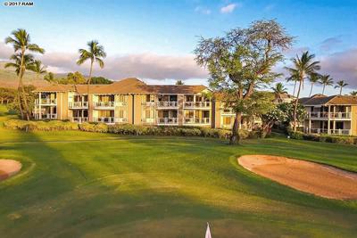 Ocean View Wailea Condo - golf course