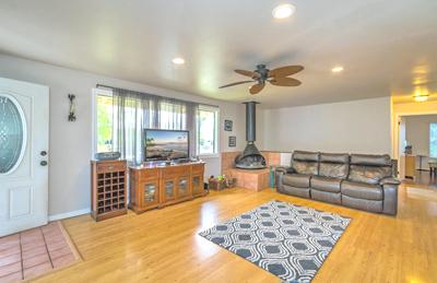 Upcountry Maui Home - living room