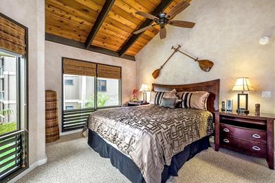 Big Island Ocean View Condo - bedroom