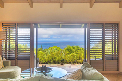 Kauai Luxury Home - ocean view
