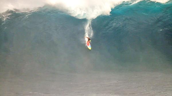 Maui Surfing Spots - Peahi Jaws